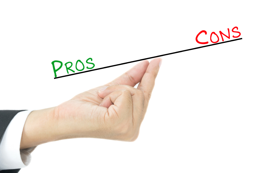 the pros cons of ethics One of the issues with live-streaming concerns journalistic values and ethics, such as fact-checking, researching and producing fair and unbiased content, which are questionable in content produced with live-streaming apps.